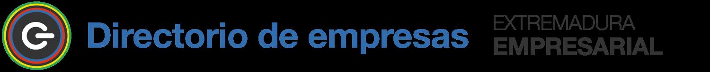 Directorio de Empresas de Extremadura Empresarial Logo retina
